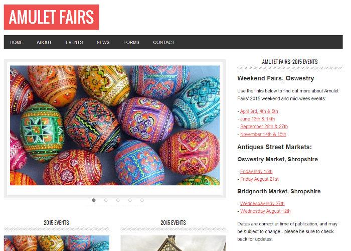Amulet Fairs